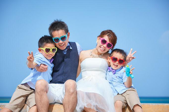 小さなお子様連れにおすすめ☆沖縄の夏休み満喫コース
