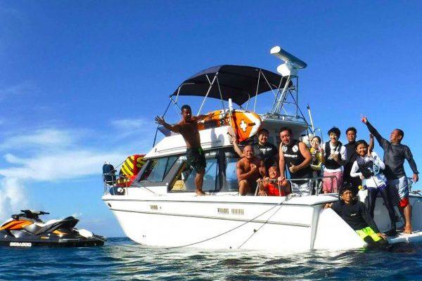 ★那覇宿泊★お友達とグループで沖縄を楽しめるコース