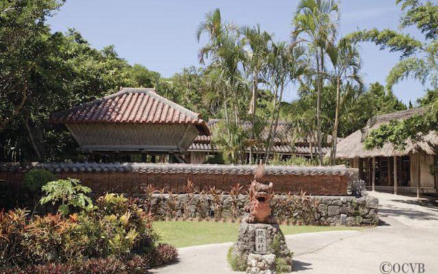 「琉球村で沖縄をまるごと体験」イメージ